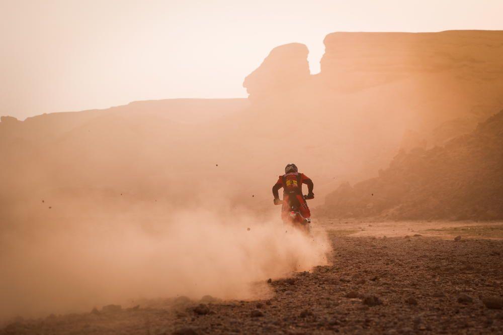 Rally Dakar 2021: 5ª etapa: Riyadh - Al Qaisumah