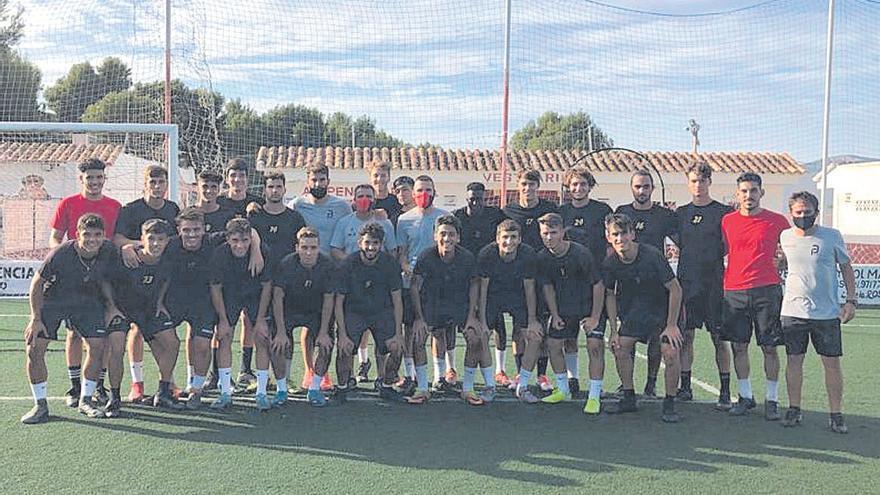 El delantero Jaume Tovar se marcha al Mérida cedido