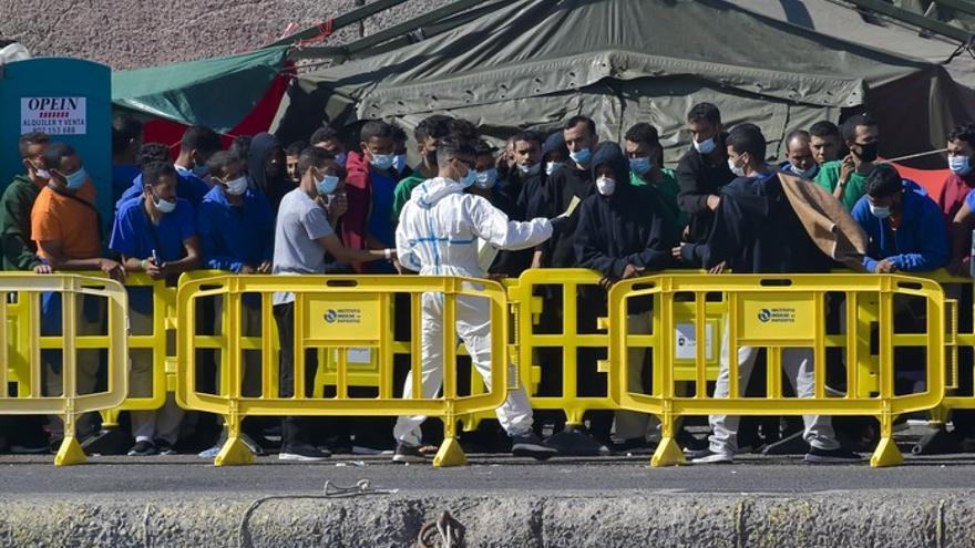 Cruz Roja tiene previsto derivar 300 migrantes a un nuevo complejo turístico