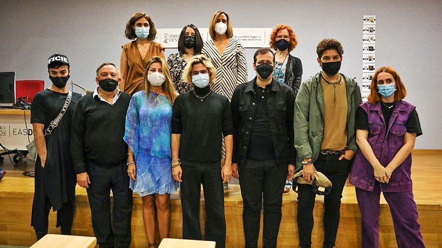 La moda valenciana se reivindica  como industria para ser más visible