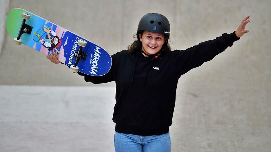 Julia Benedetti rueda hacia el 'top' 10