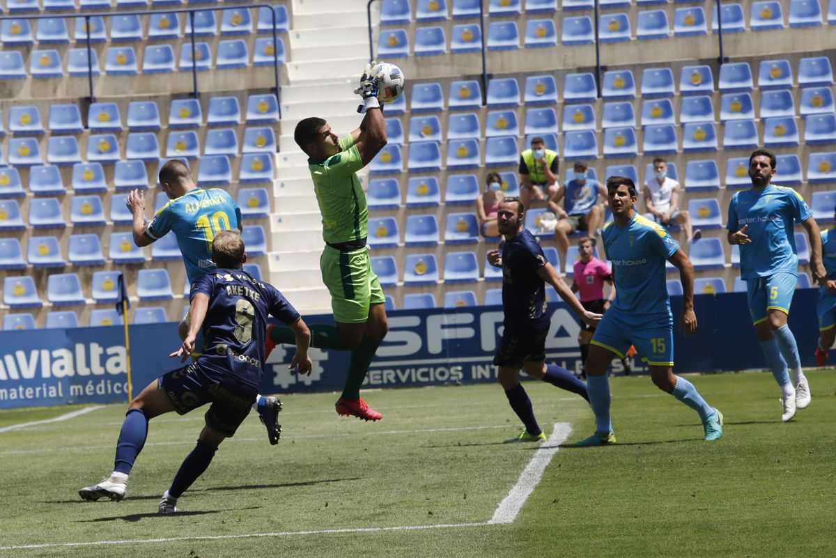 UCAM Murcia - Algeciras