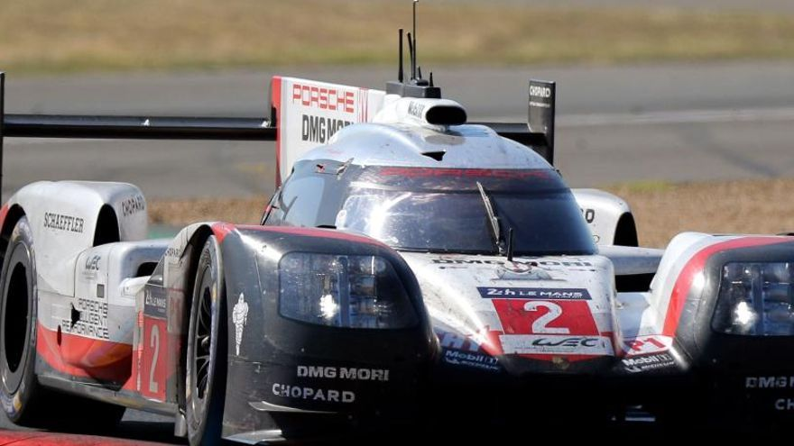 Porsche logra su 19ª victoria en las 24 Horas de Le Mans