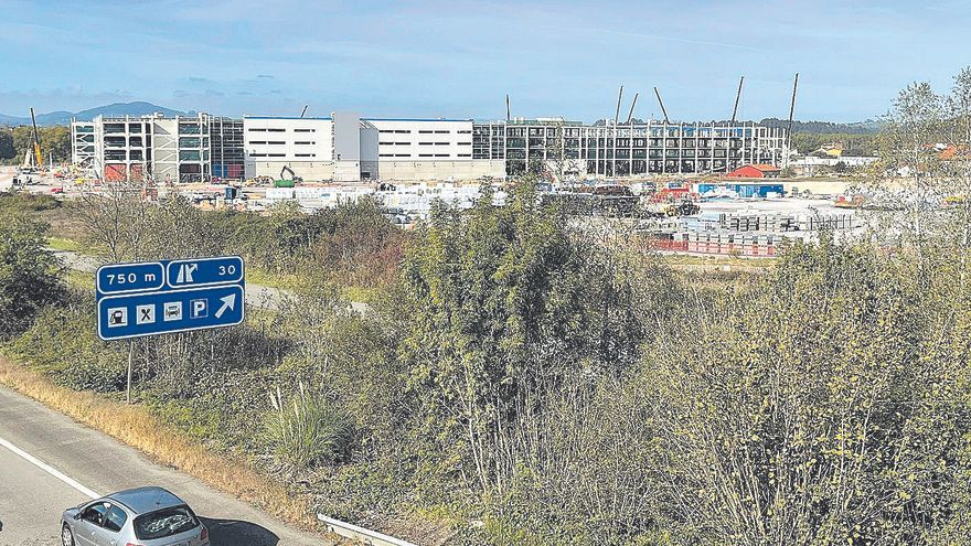 La conexión por autovía del polígono de Bobes costará 23,4 millones de euros