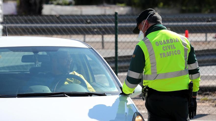 Conduce a 171 km por hora y bajo los efectos de las drogas en Fuerteventura