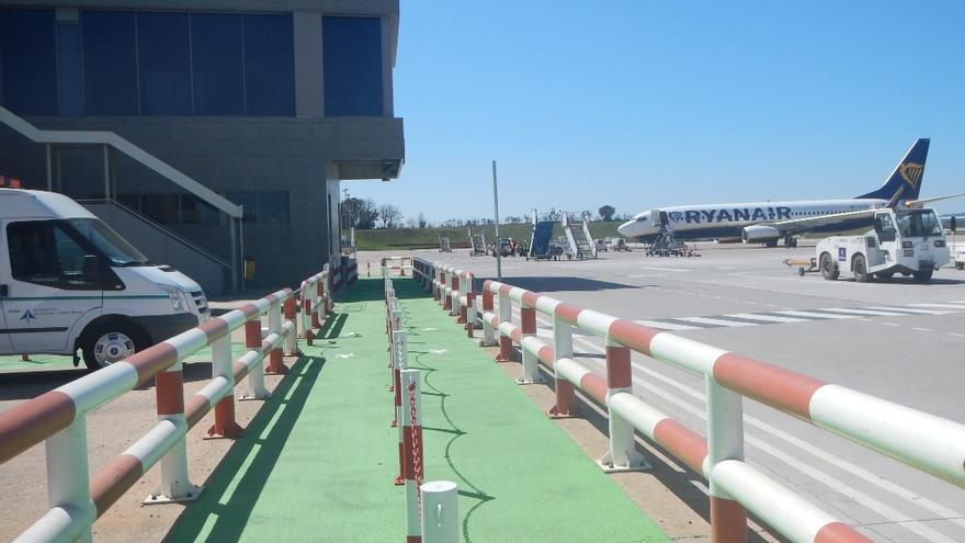 El Govern adjudica el contracte per a l'estudi de l'estació de tren de l'Aeroport de Girona