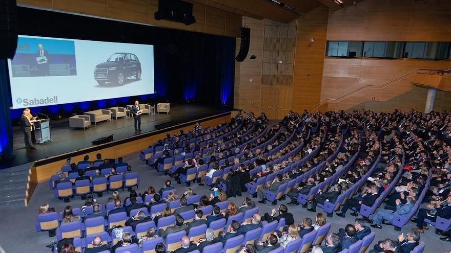 Banco Sabadell reúne a 700 directivos de la Territorial Este en València