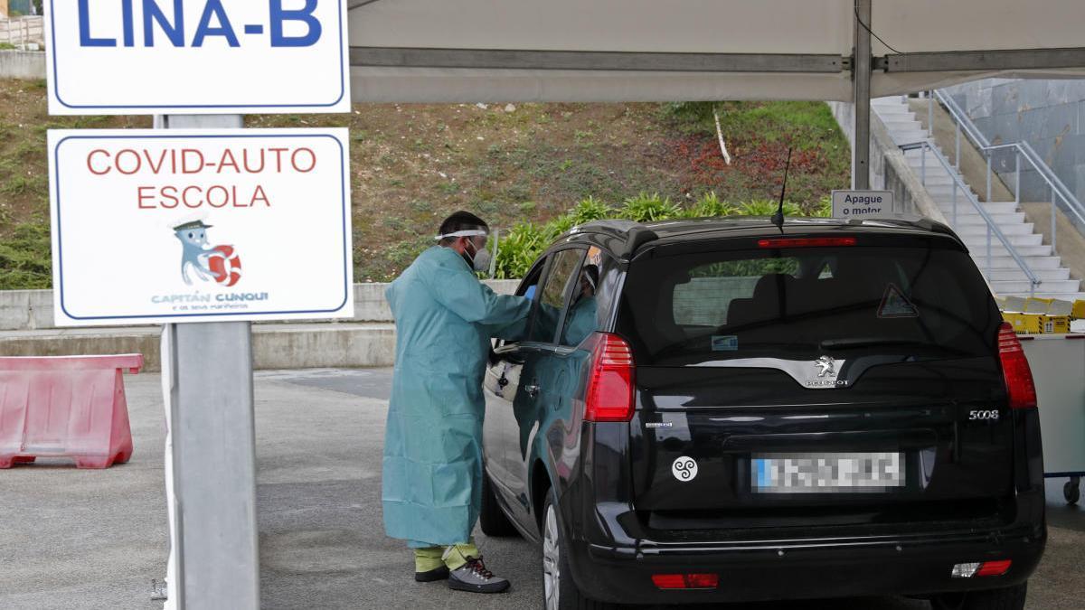 El Covid no da tregua en el área de Vigo: 98 casos más en un día