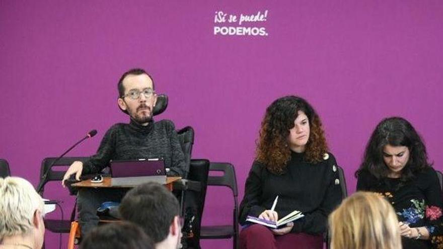La Fiscalía vuelve a pedir que se archive la investigación sobre las obras de la sede de Podemos