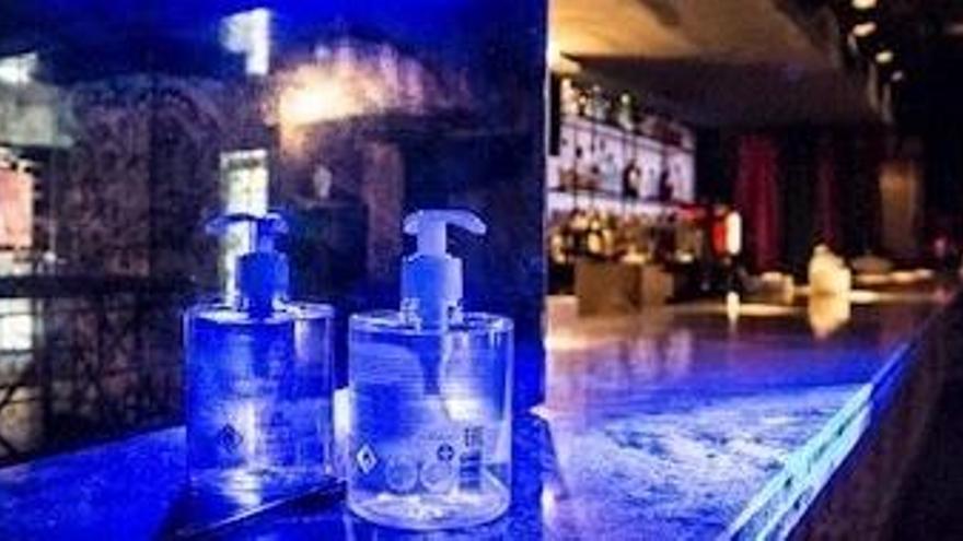 La Audiencia Nacional mantiene el cierre de discotecas y salas de fiesta