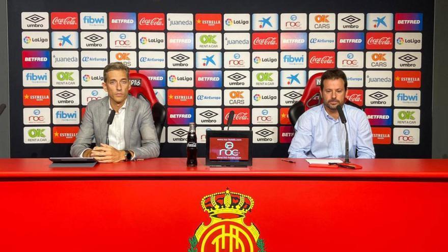 El Mallorca se sienta con Abdón Prats, Salva Sevilla y Antonio Sánchez para renovar