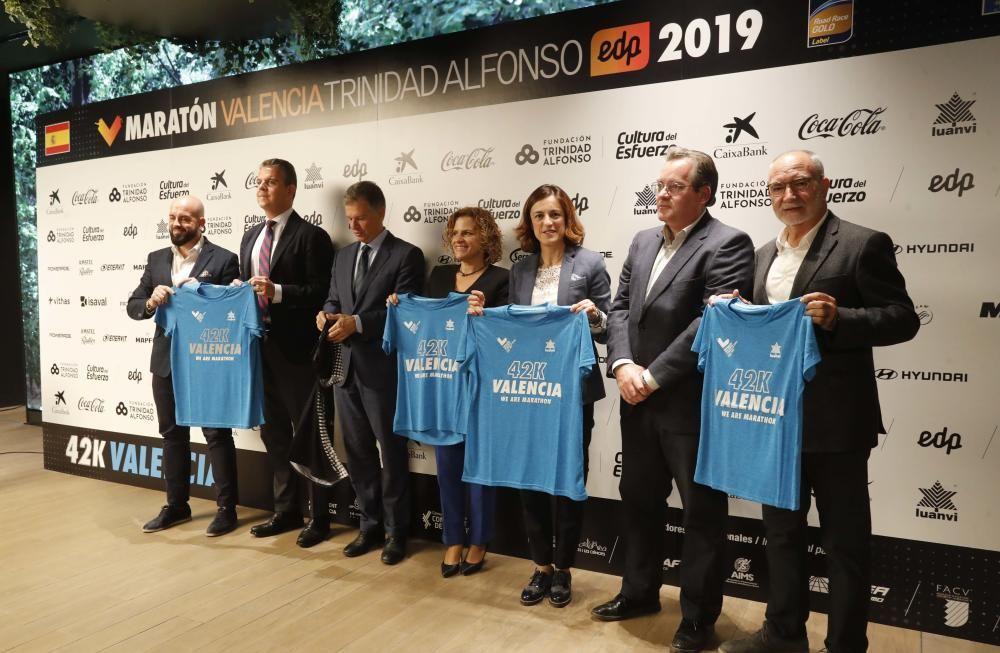 Hermanamiento clubes valencianos con el Maratón de