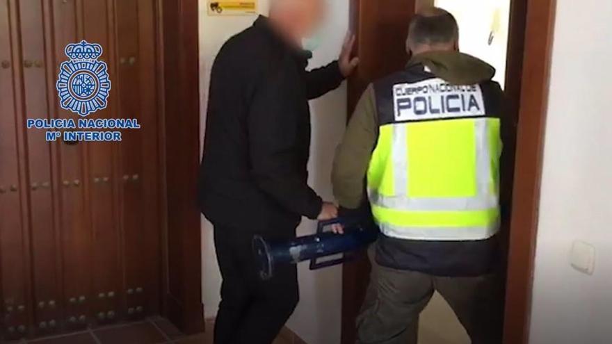 Detenido en Marbella el líder de una red criminal finlandesa dedicada al tráfico de éxtasis