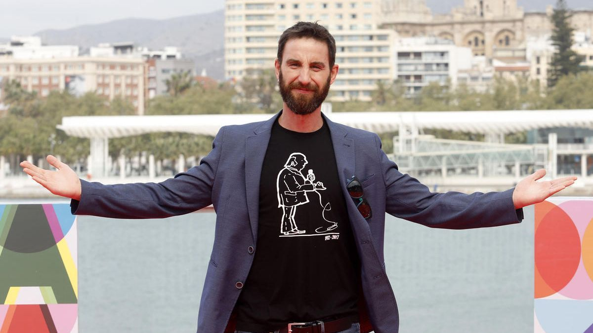 Una imagen de archivo del actor y cómico, Dani Rovira.