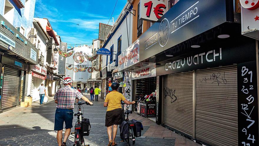 Los comercios de Benidorm podrán abrir los domingos y festivos del 15 de junio a enero