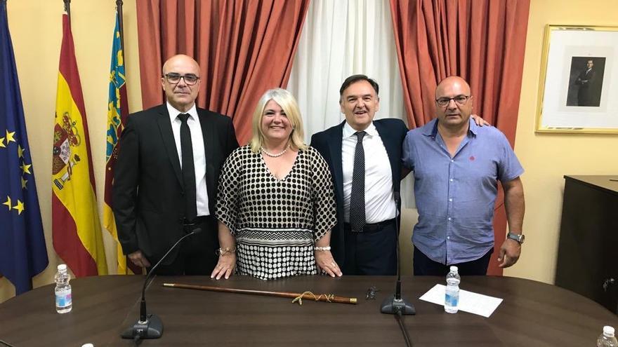 Ciudadanos amenaza con romper el pacto de gobierno con el PSOE en Castellnovo