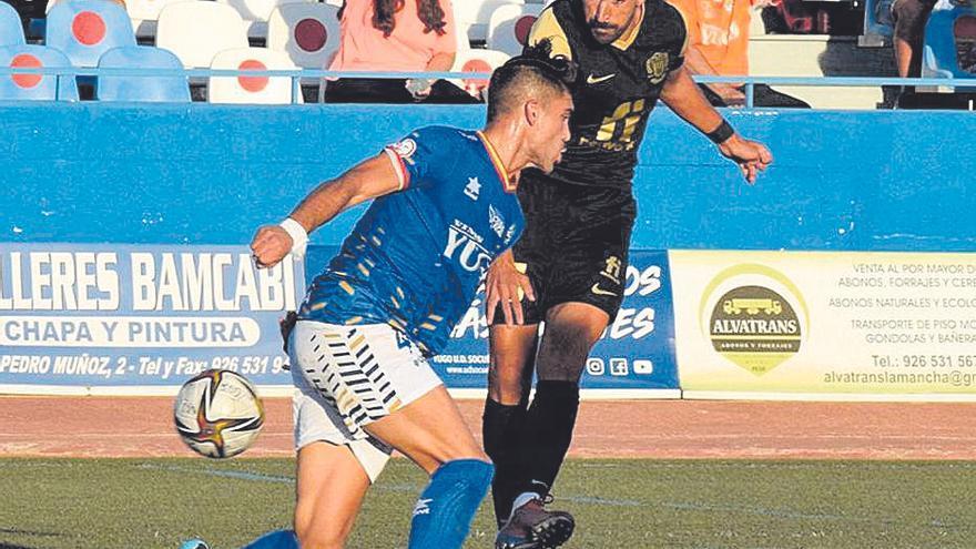 El Eldense suma su cuarto empate consecutivo (1-1)