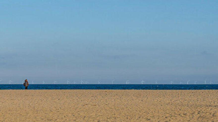 Els promotors del parc eòlic marí de Roses engegaran la tramitació a l'estiu