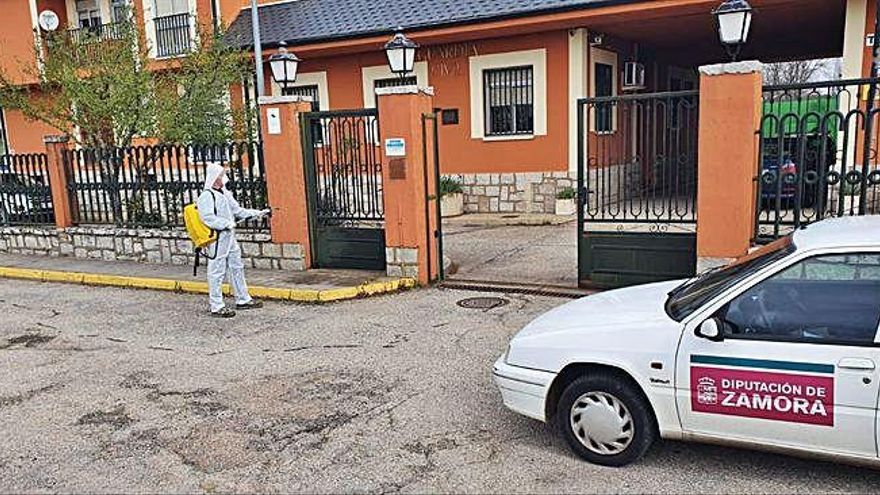 La Guardia Civil de Sanabria interpone unas 60 denuncias por incumplir el confinamiento