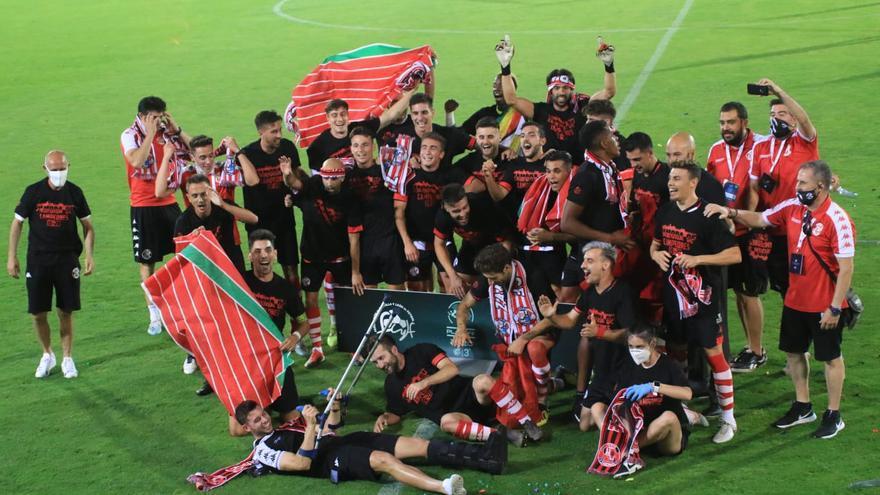 El Zamora logra el soñado ascenso a Segunda B