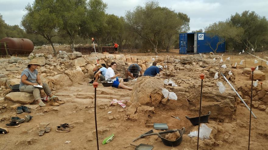 Reivindican fondos para musealizar el yacimiento Closos de Can Gaià