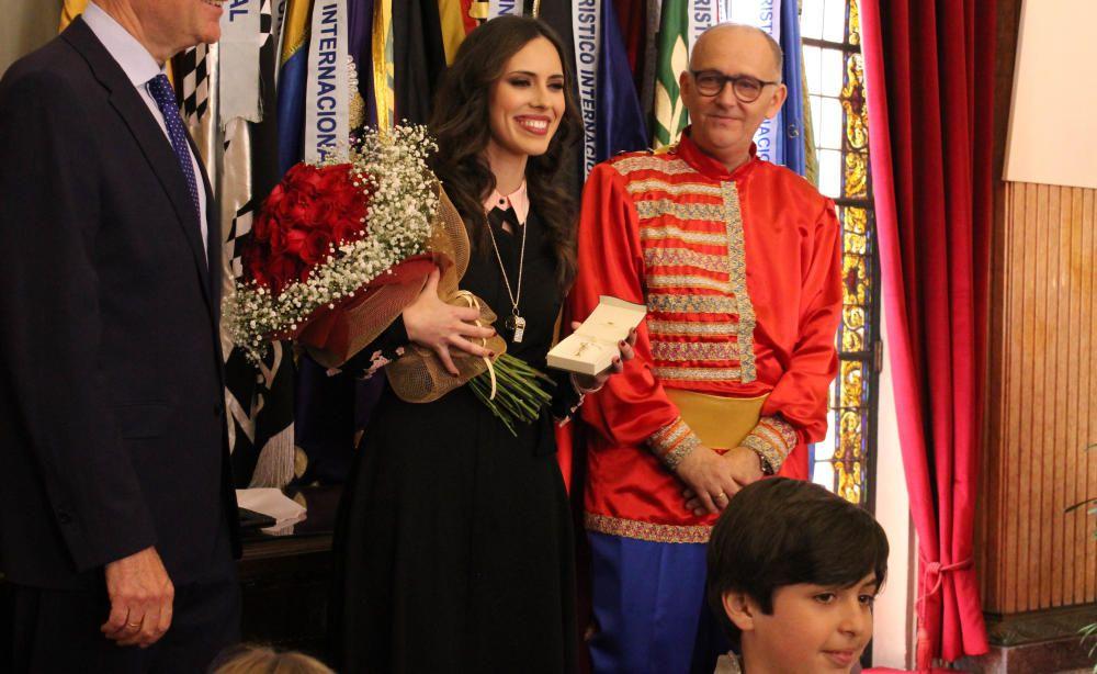 Presentación de Doña Sardina y Gran Pez