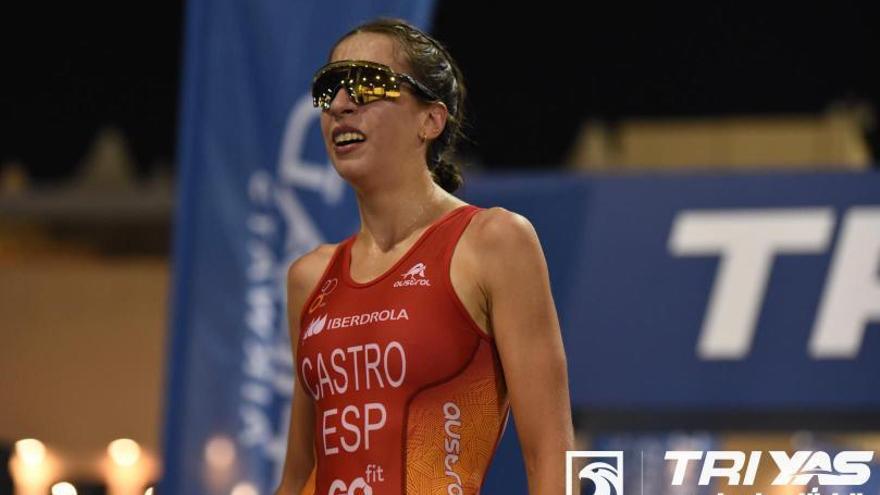 Natalia Castro acelera de cara al Mundial de Portugal