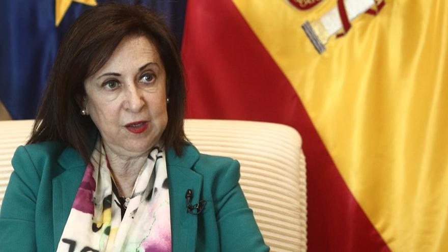 """Robles ensalza los """"valores éticos y morales"""" de Felipe VI"""