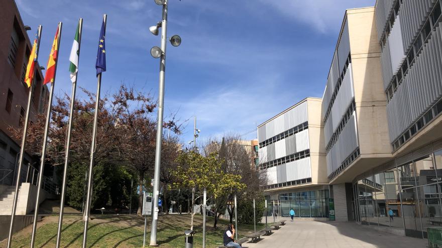 El valenciano «entra» en el Ayuntamiento de San Vicente