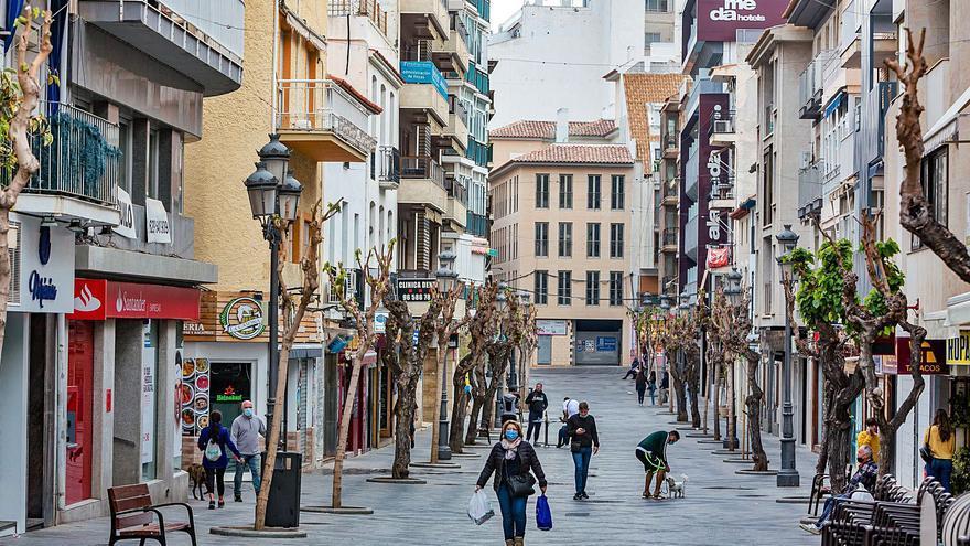 Benidorm amplía las calles donde se podrá abrir comercios en las primeras plantas