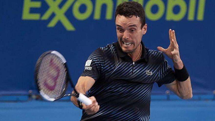 Bautista supera a García López y pasa a cuartos de final en Doha