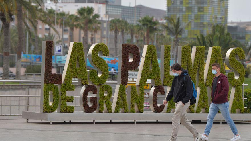 Gran Canaria vuelve a superar la centena de contagios de Covid-19 tres meses después con 130 nuevos positivos
