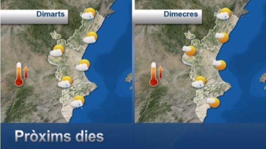 Los municipios de Valencia donde más ha llovido