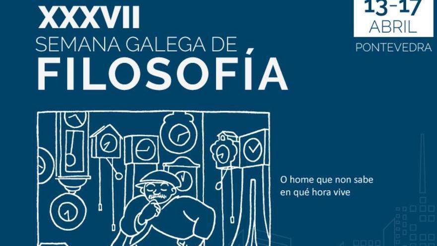 La Semana Galega de Filosofía se pospone hasta otoño