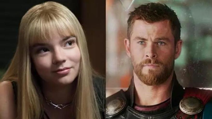 Anya Taylor-Joy y Chris Hemsworth protagonizarán Furiosa, spin-off de Mad Max