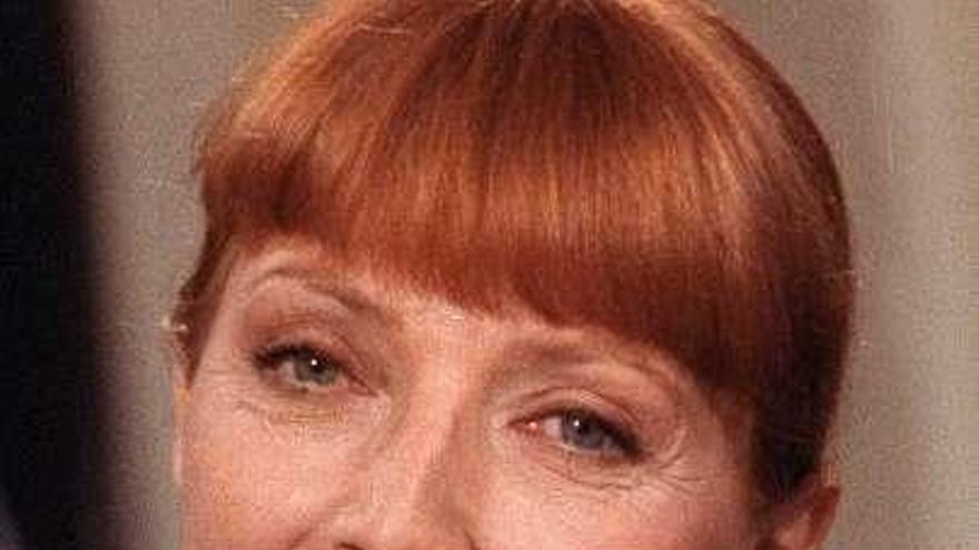 Muere la francesa Stéphane Audran, actriz fetiche de Claude Chabrol