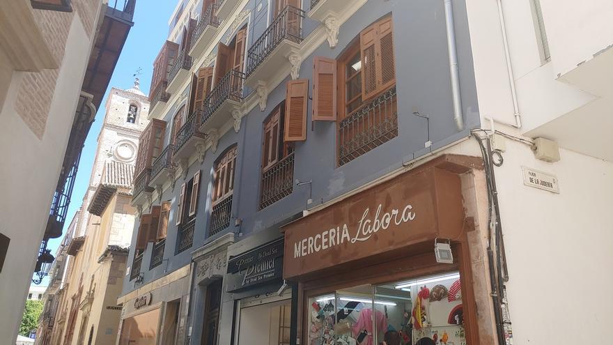 All Iron entra en el mercado de alojamientos turísticos de Málaga con la compra de un edificio en la calle Granada
