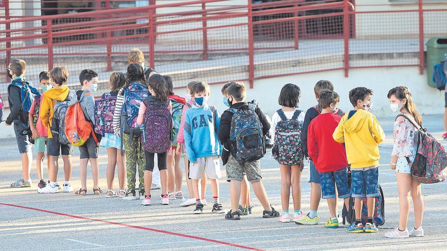 Aragón ha perdido casi 3.000 plazas escolares en una década