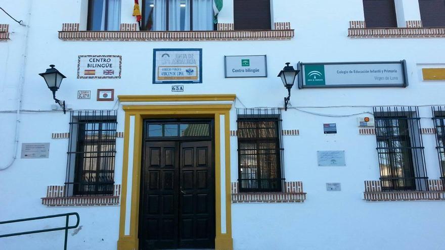 Reclaman el comedor concedido al colegio Virgen de Luna de Villanueva de Córdoba