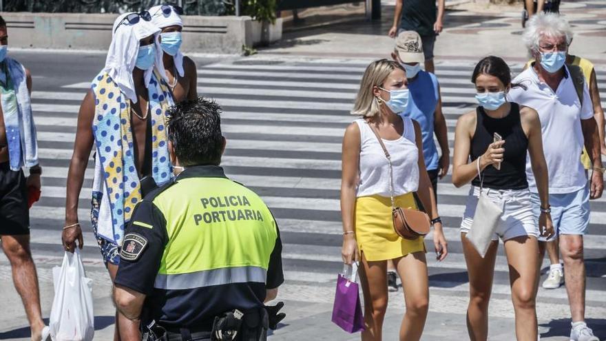 La provincia de Alicante duplica los contagios de coronavirus de fin de semana con 178 casos nuevos