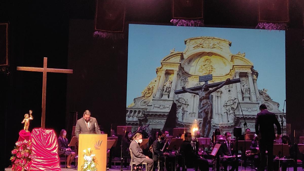 Pregón a la Semana Santa de Murcia