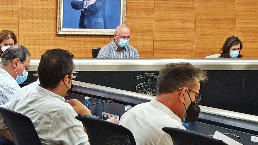 El pleno tumba la comisión de investigación al alcalde de San Vicente por prevaricación