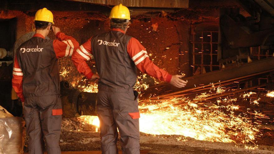 Seis sindicatos concurren a las elecciones de Arcelor en Asturias