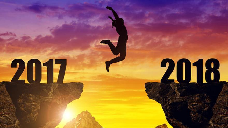 Siete propósitos de año nuevo para mejorar nuestra salud