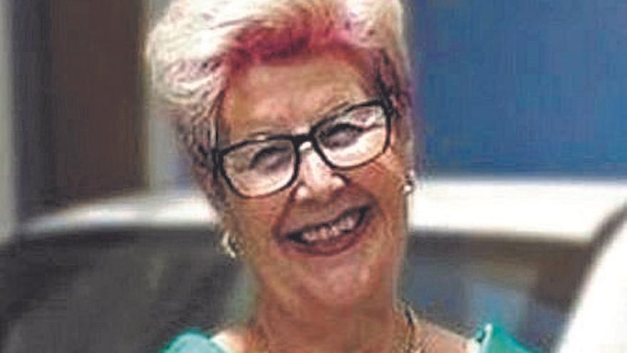 Adiós a una gran luchadora contra la esclerosis múltiple