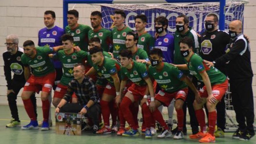 El InterSala Zamora se juega el play-off