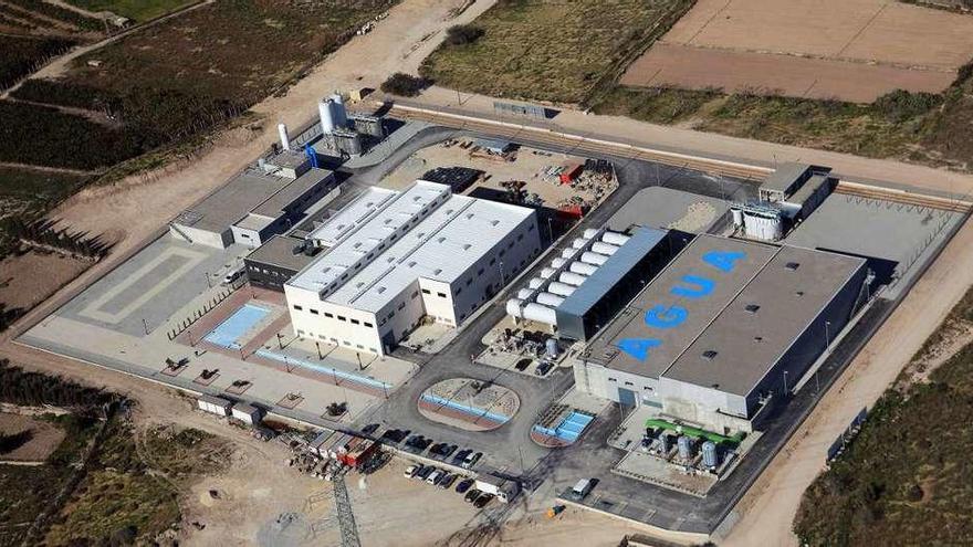 ¿Una desaladora para reforzar el suministro de agua a Vigo y su área?