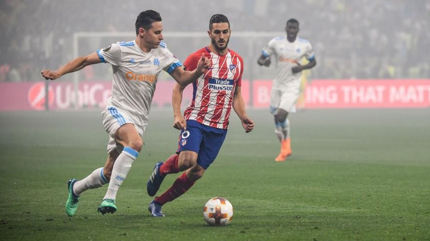 El Atlético levanta su tercera Europa League guiado por un gran Griezmann