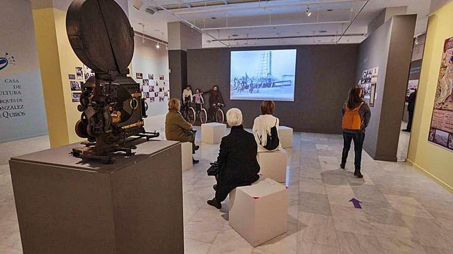 Más de 3.500 personas visitan la exposición de la Casa de la Marquesa pese a la pandemia