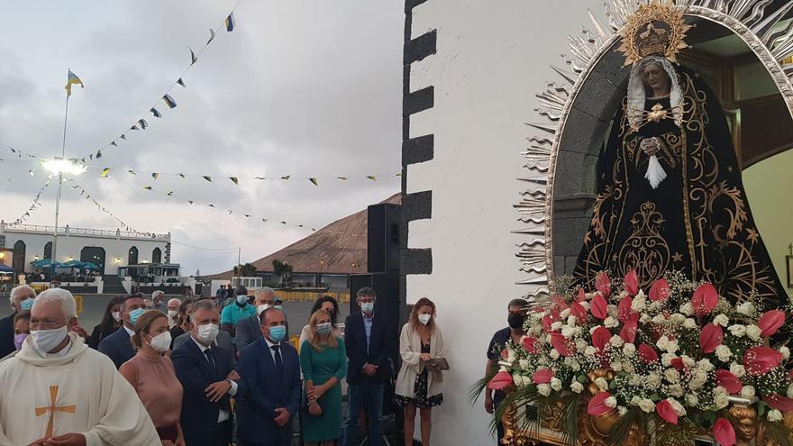 Día de la Virgen de Los Dolores